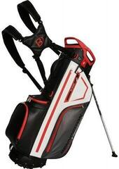 Bennington Tanto 14 Water Resistant Stand Bag Black/White/Red