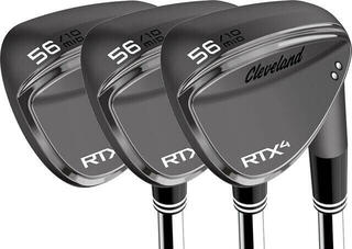 Cleveland RTX 4 Black Satin Wedge Right Hand SET