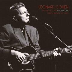 Leonard Cohen The End Of Love Vol. 1 (2 LP)