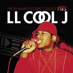 LL Cool J Live In Maine - Colby College 1985 (Vinyl LP)
