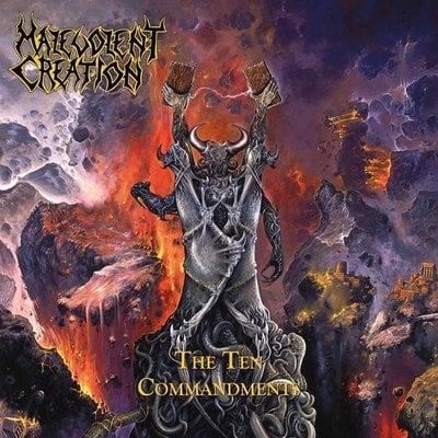 Malevolent Creation The Ten Commandments (Ltd 2LP Purple Vinyl) (2 LP)