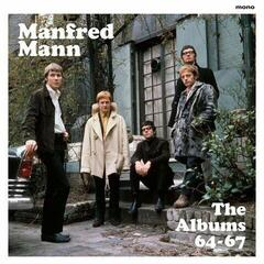 Manfred Mann The Albums '64-'67 (Box Set)