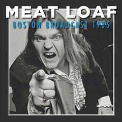 Meat Loaf Boston Broadcast 1985 (Red Vinyl) (2 LP)