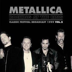Metallica Rocking At The Ring Vol.2 (Red Coloured Vinyl)