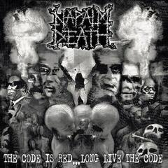 Napalm Death The Code Is Red - Long Live The Code LTD (Vinyl LP)