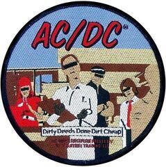 AC/DC Dirty Deeds Sew-On Patch