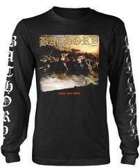 Bathory Blood Fire Death 2 Long Sleeve Shirt Black
