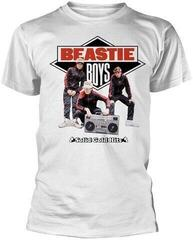 Beastie Boys Solid Gold Hits White T-Shirt White