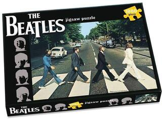 The Beatles Abbey Road Puzzle