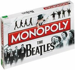 The Beatles Monopoly Board Game Puzzle