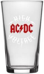 AC/DC High Voltage Beer Glass