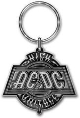 AC/DC High Voltage Keyring