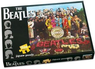 The Beatles Sgt Pepper Puzzle