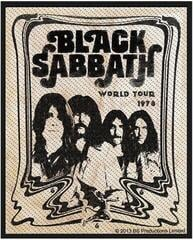 Black Sabbath Band (Packaged) Sew-On Patch