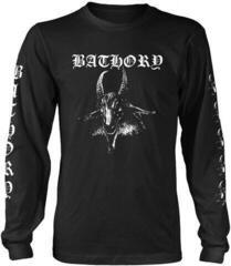 Bathory Goat Long Sleeve Shirt Black