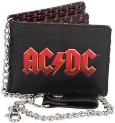 AC/DC Logo Portfel with Chain