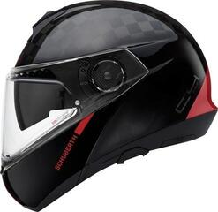 Schuberth C4 Pro Carbon ECE Fusion Red
