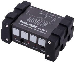 Nux PLS-4 Four-channel Line Switcher (B-Stock) #922196