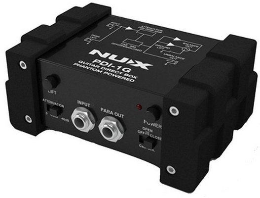 Nux PDI-1G Guitar Direct Box