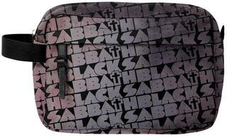 Black Sabbath Distress Cosmetic Bag