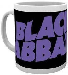 Black Sabbath Logo Mug