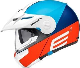 Schuberth E1 ECE Cut Blue