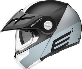 Schuberth E1 ECE Cut Grey