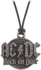 AC/DC Rock Or Bust Pendant
