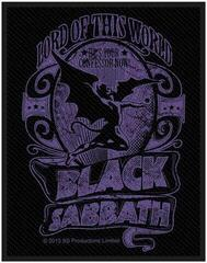 Black Sabbath Lord Of This World (Packaged) Sew-On Patch