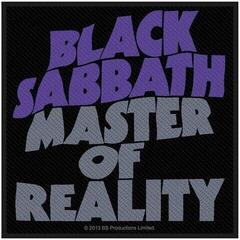 Black Sabbath Master Of Reality (Packaged) Sew-On Patch