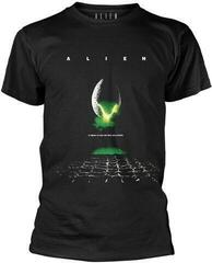 Alien Original Poster T-Shirt Black