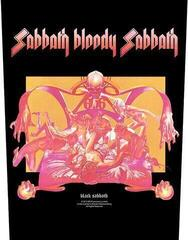 Black Sabbath Sabbath Bloody Sabbath Backpatch