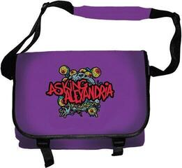 Asking Alexandria Eyeballs Messenger Bag