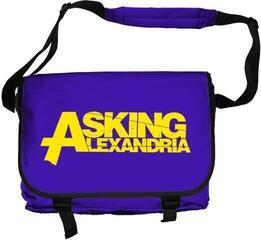 Asking Alexandria Logo  Borsa a tracolla