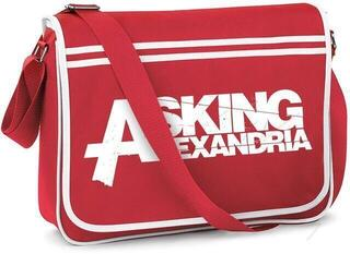 Asking Alexandria Logo Messenger Bag