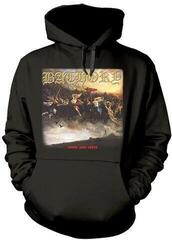 Bathory Blood Fire Death Hooded Sweatshirt Black
