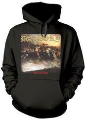 Bathory Blood Fire Death Hooded Sweatshirt Black