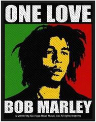 Bob Marley One Love (Packaged) Sew-On Patch