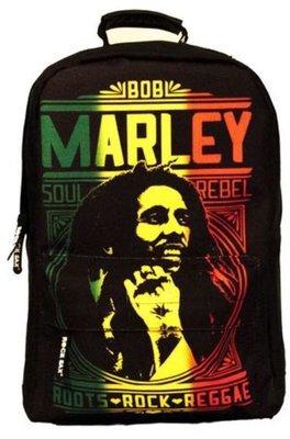 Bob Marley Roots Rock Backpack