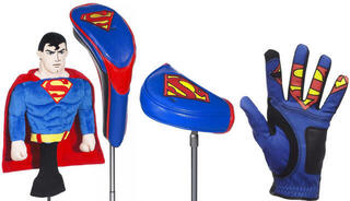 Creative Covers Superman Mallet Deluxe SET