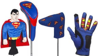 Creative Covers Superman Blade Deluxe SET