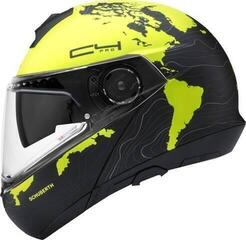 Schuberth C4 Pro Magnitudo Yellow XL