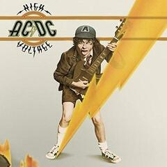 AC/DC High Voltage (Reissue) (Vinyl LP)
