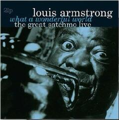 Louis Armstrong Great Satchmo Live/What a Wonderful World Live 1956-1967