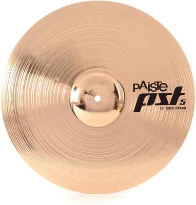Paiste PST 5 New Rock Crash 16