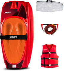 Jobe Streak Kneeboard Package Red