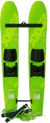 Jobe Hemi Trainers Waterskis Green