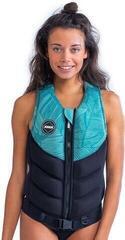 Jobe Fragment Life Vest Women Blu-Turchese