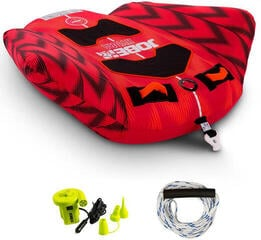 Jobe Hydra Towable Package 1P Red/Black