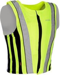 Oxford Bright Top Active Neon Yellow/Black